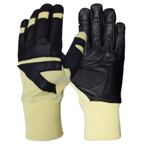 Rescue Fire Fighter Gloves